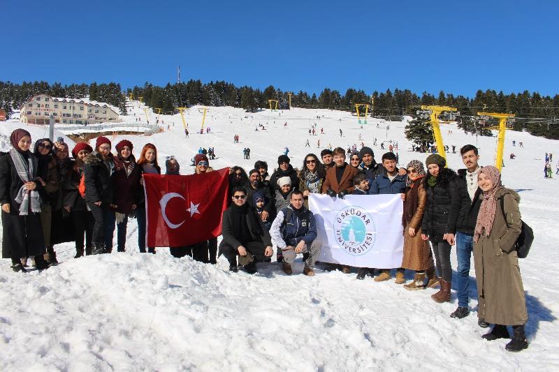 Üsküdar Üniversitesi öğrencilerinden Çanakkale ve Uludağ gezisi 2