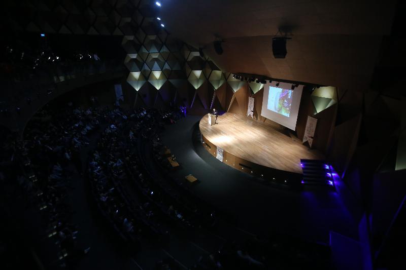 "Tarhan'dan ""Bilinçli Üniversiteli Olmak"" konferansı"
