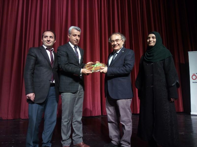 Prof. Dr. Nevzat Tarhan Malatya'da iki farklı konferansta eğitimcilere seslendi! 3