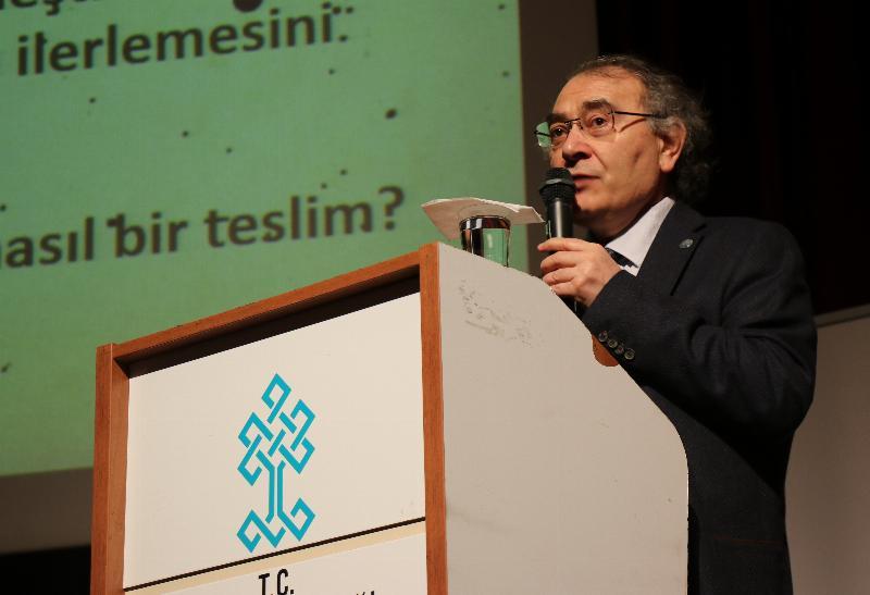 Prof. Dr. Nevzat Tarhan Malatya'da iki farklı konferansta eğitimcilere seslendi! 2