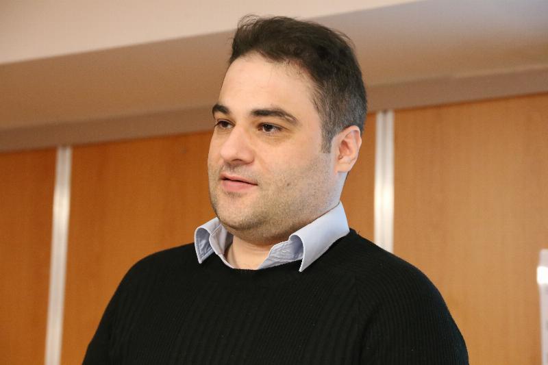 Enver Paşa Üsküdar Üniversitesinde konuşuldu 2