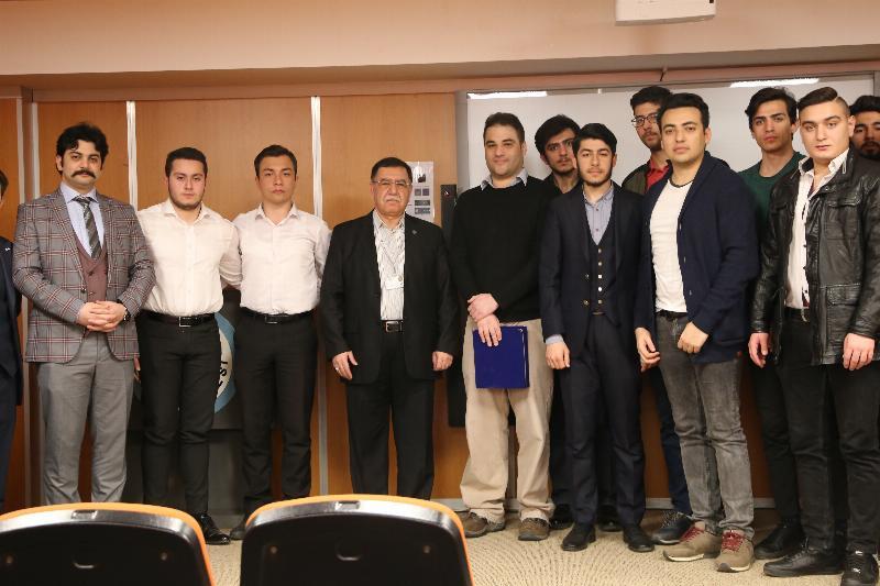 Enver Paşa Üsküdar Üniversitesinde konuşuldu 3
