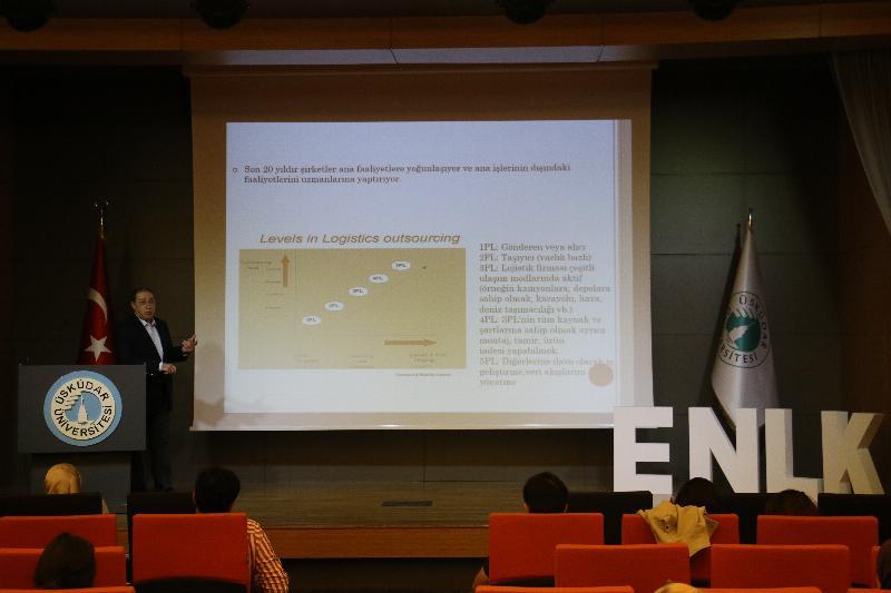 Üsküdar Üniversitesinde 2. Endüstri ve Liderlik Günleri gerçekleşti