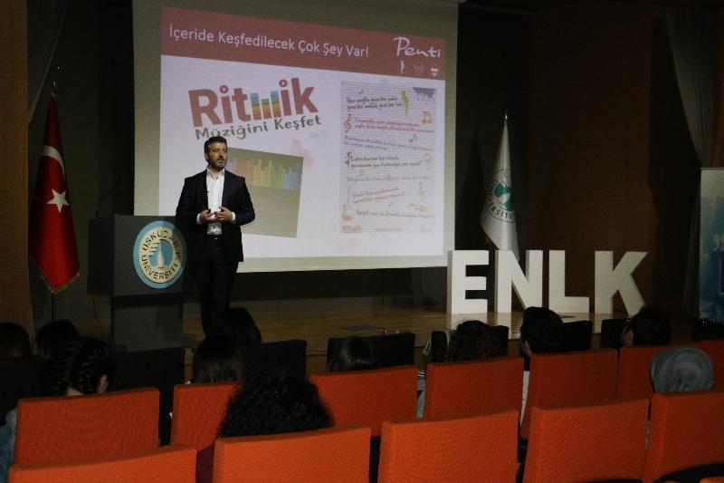 Üsküdar Üniversitesinde 2. Endüstri ve Liderlik Günleri gerçekleşti 4