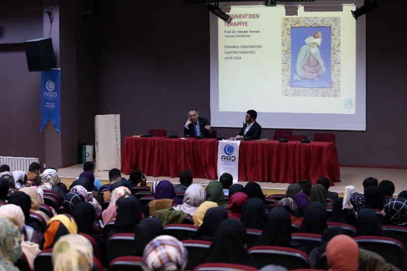 """Prof. Dr. Nevzat Tarhan """"Mevlana'nın yaptığı yara açmadan tedavi yöntemi"""""""