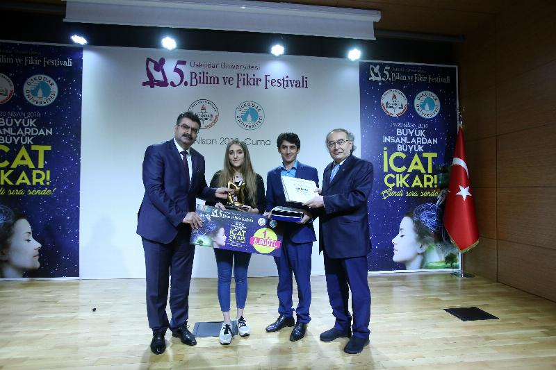 The 5. Science and Idea Festival has its winners! 5