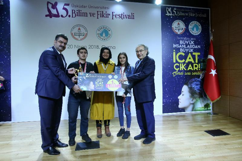 The 5. Science and Idea Festival has its winners! 4