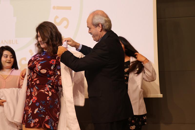 Ergoterapi, Fizyoterapi ve Odyoloji öğrencileri önlüklerini giydi! 2