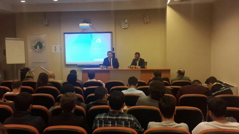 21. Yüzyılda Dünyada Türkiye'nin rolü konuşuldu
