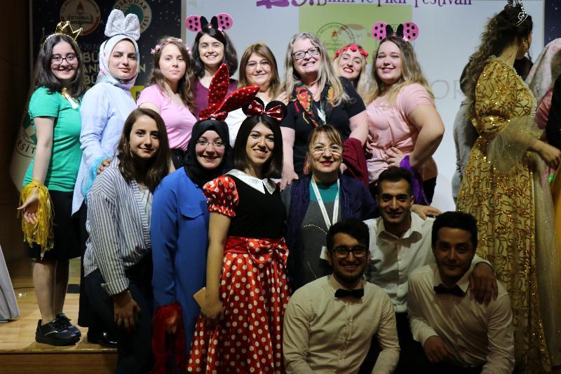 Üsküdar Üniversitesi'nde çocuk şenliği gerçekleştirildi 3