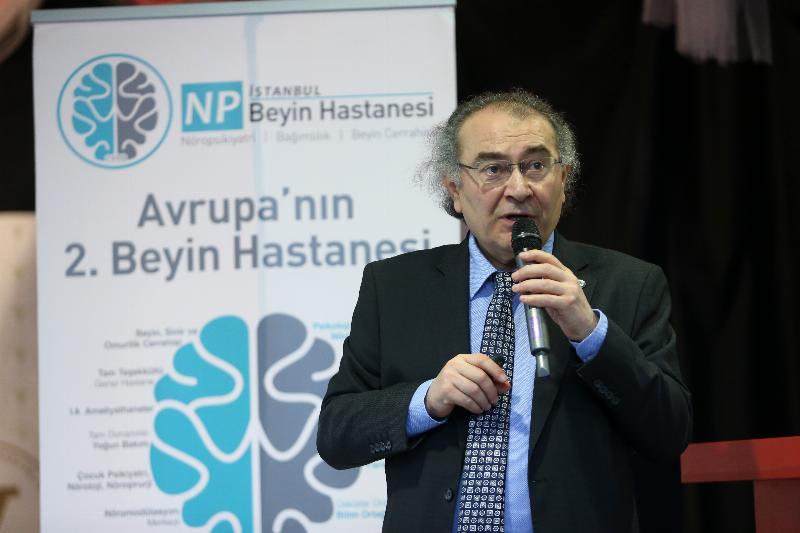 Prof. Dr. Nevzat Tarhan öğretmenlere pozitif psikolojiyi anlattı 2