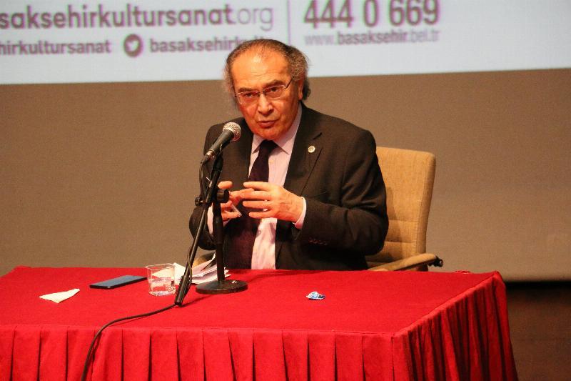 """Prof. Dr. Nevzat Tarhan: """"Deist gibi görünen genç sorgulayan gençtir"""" 2"""