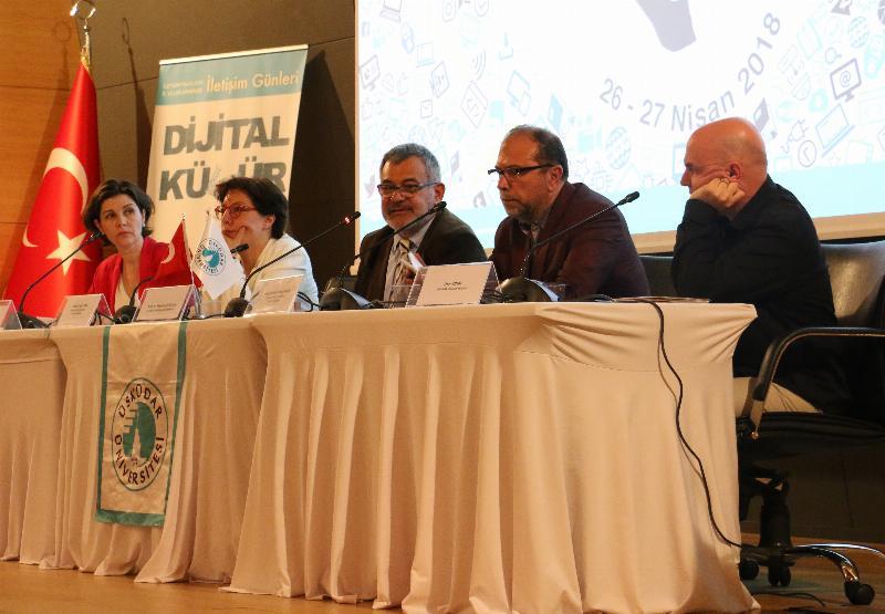 Dijital kültür Üsküdar İletişim'de her yönüyle irdelendi 5