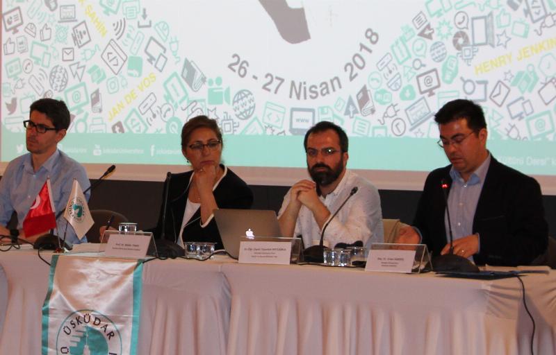 Dijital kültür Üsküdar İletişim'de her yönüyle irdelendi 6