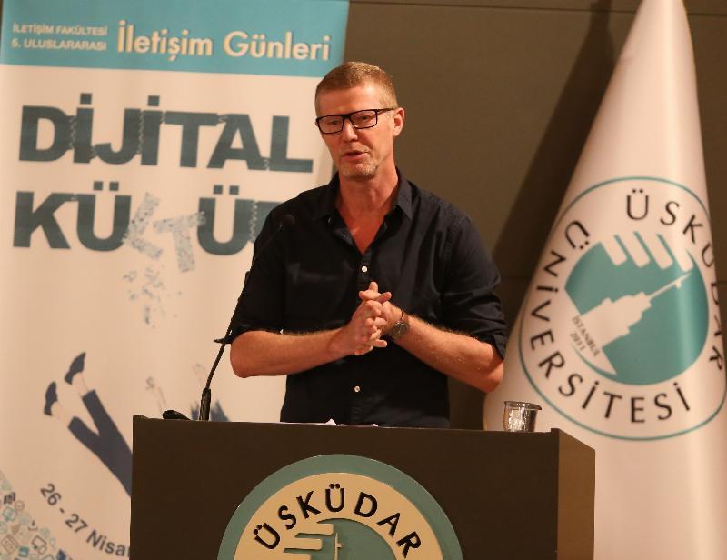 Dijital kültür Üsküdar İletişim'de her yönüyle irdelendi 4