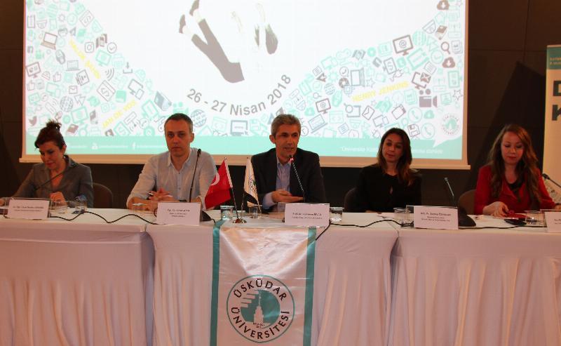 Dijital kültür Üsküdar İletişim'de her yönüyle irdelendi 7