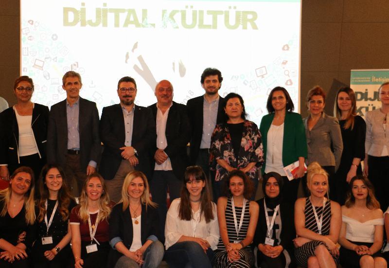 Dijital kültür Üsküdar İletişim'de her yönüyle irdelendi 9