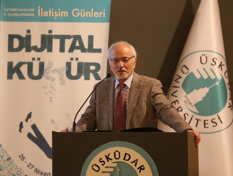 Dijital kültür Üsküdar İletişim'de her yönüyle irdelendi 3