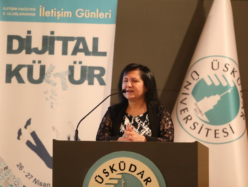Dijital kültür Üsküdar İletişim'de her yönüyle irdelendi 2