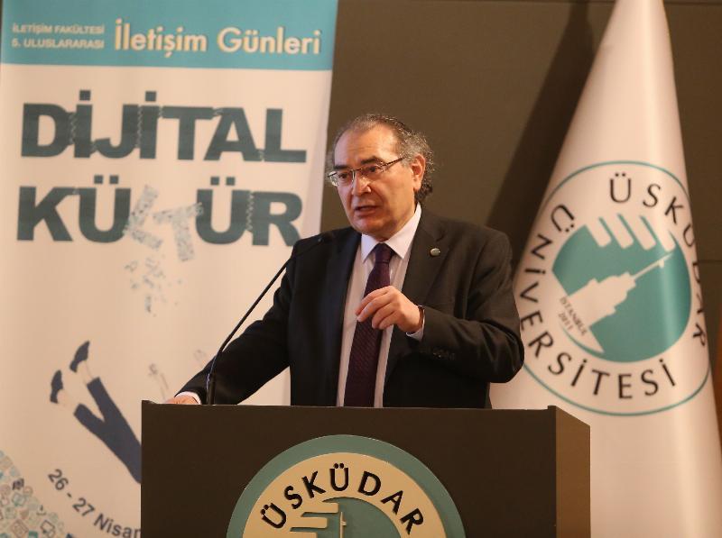 Dijital kültür Üsküdar İletişim'de her yönüyle irdelendi