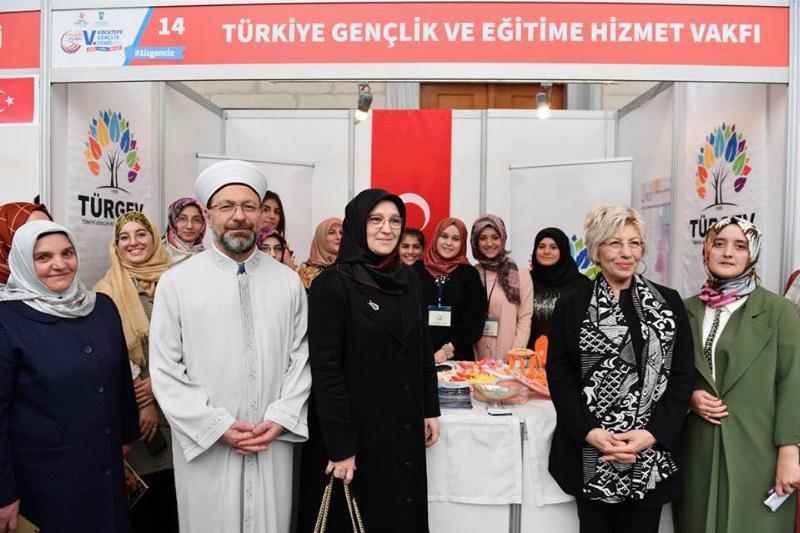 Prof. Dr. Sevil Atasoy Ankara'da gençlerle buluştu