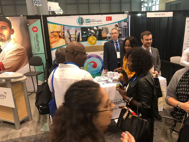 Üsküdar University and NPISTANBUL Brain Hospital attract great attention in APA Congress