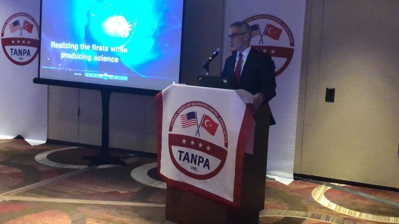 Bilim insanlarını buluşturan toplantı! ABD'de düzenlenen TANPA toplantısına yoğun ilgi 5
