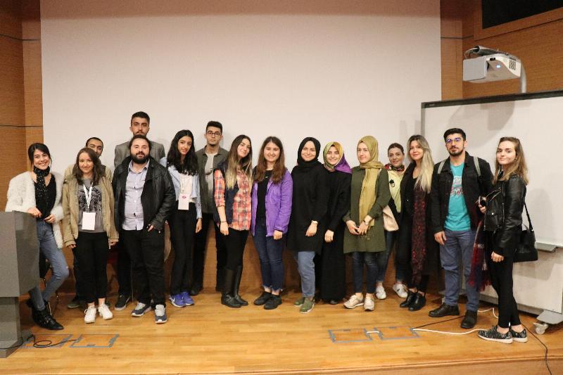 Değişik üniversitelerden psikoloji öğrencileri Üsküdar Üniversitesini ziyaret etti 3