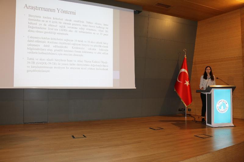 """Prof. Dr. Nevzat Tarhan: """"Konuşma güçlüğü çeken kimselerin tedavisinde sıkıntı çekiyoruz"""" 3"""