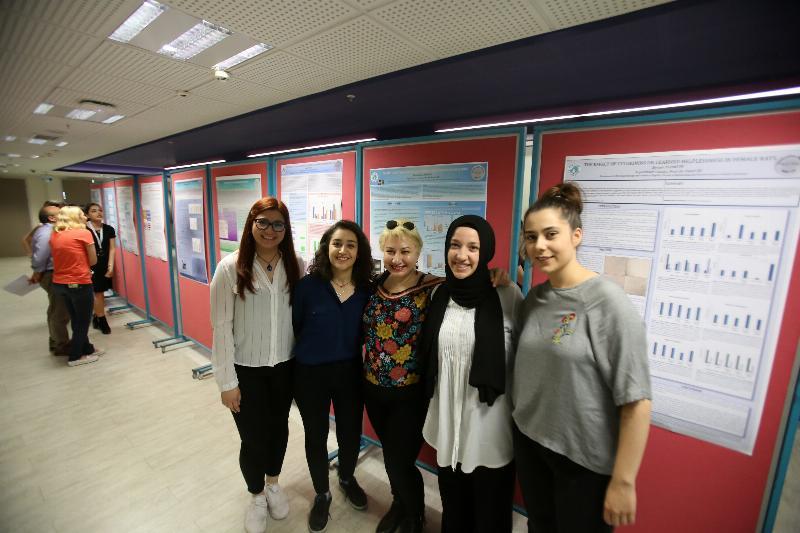 Moleküler Biyoloji ve Genetik bölümü öğrencileri tez sunumlarını gerçekleştirdi 3