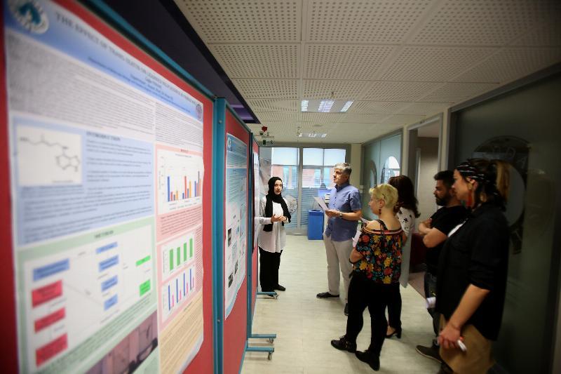 Moleküler Biyoloji ve Genetik bölümü öğrencileri tez sunumlarını gerçekleştirdi 4