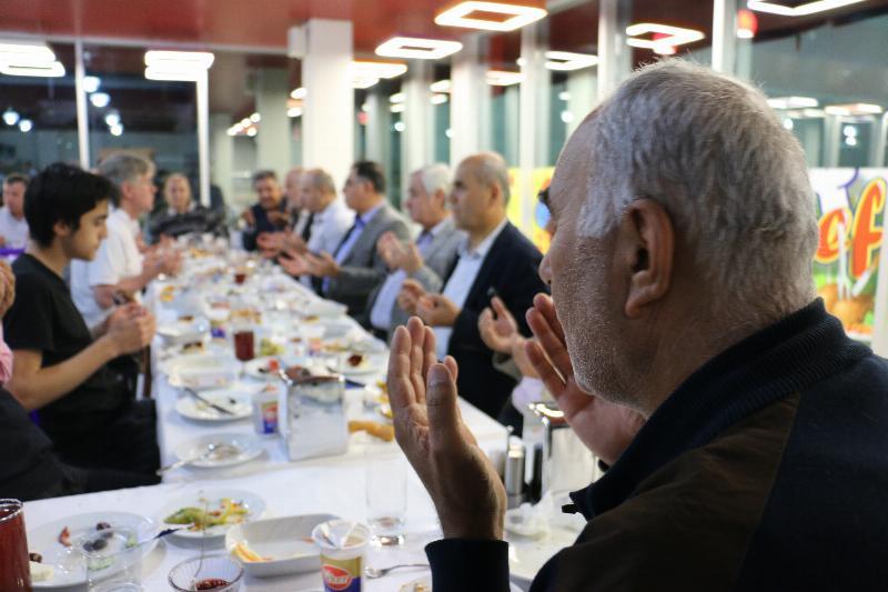 İDER üyeleri geleneksel iftar yemeğinde buluştu 2