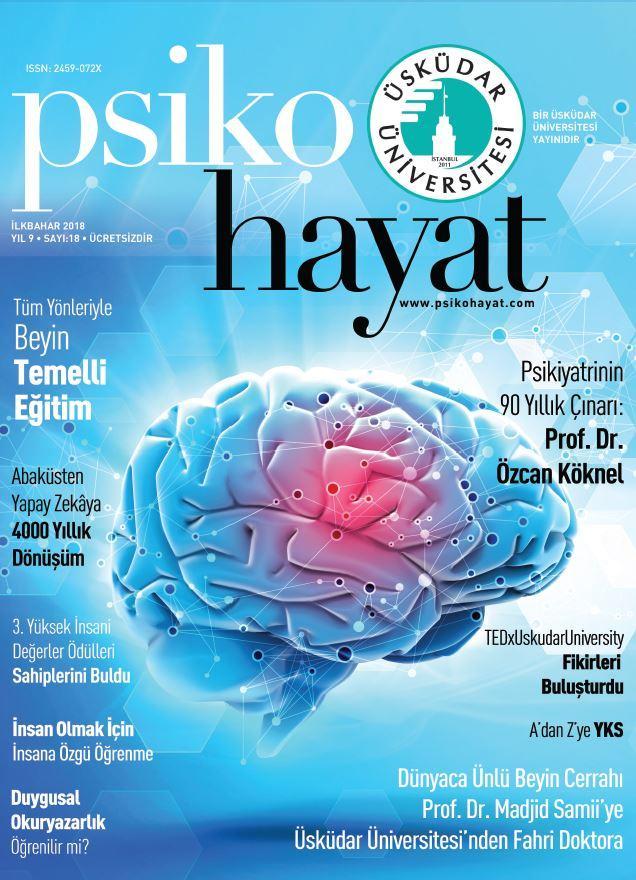 Psiko Hayat yeni sayı 'Beyin Temelli Eğitim' konusuyla çıktı