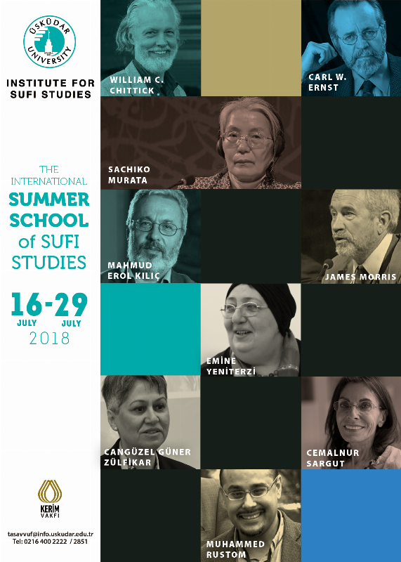 The International Intensive Summer School of Sufi Studies to be hosted at Üsküdar University
