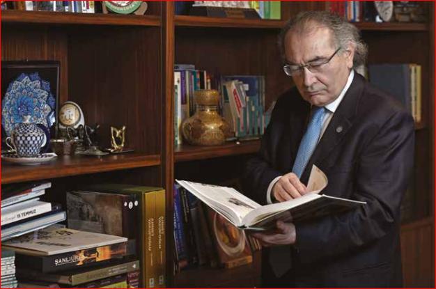 """Prof. Dr. Nevzat Tarhan: """"Fatih İstanbul'u Önce Bilinçaltında Fethetti"""" 4"""