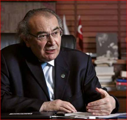 """Prof. Dr. Nevzat Tarhan: """"Fatih İstanbul'u Önce Bilinçaltında Fethetti"""" 5"""