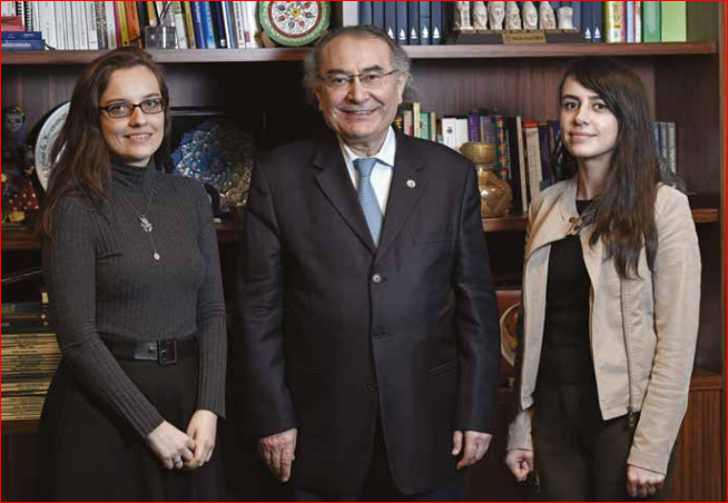 """Prof. Dr. Nevzat Tarhan: """"Fatih İstanbul'u Önce Bilinçaltında Fethetti"""" 6"""