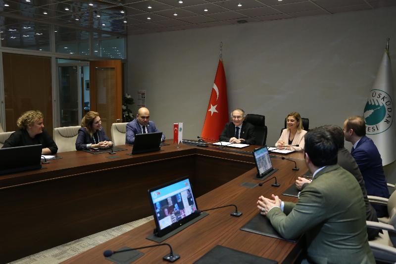 Üsküdar Üniversitesi ile Mektebim Okulları arasında iş birliği