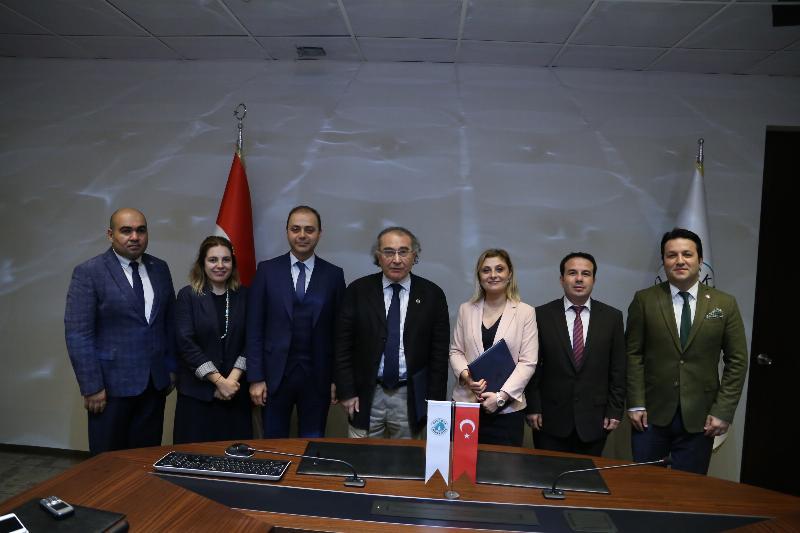 Üsküdar Üniversitesi ile Mektebim Okulları arasında iş birliği 4