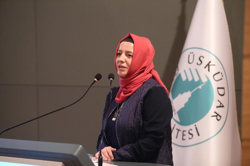 Okuyan Anne Projesi'nin anneleri  Üsküdar Üniversitesi'nde Prof. Dr. Nevzat Tarhan ile buluştu 5