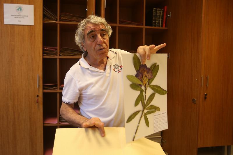 Üsküdar Üniversitesi Herbaryumu açıldı 4