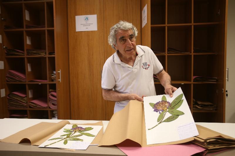 Üsküdar Üniversitesi Herbaryumu açıldı