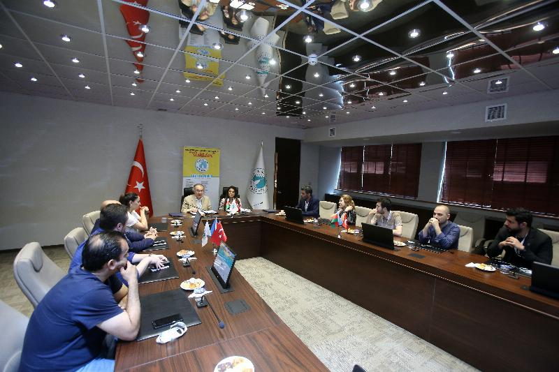 Üsküdar – Azerbaijan collaboration established in education and health