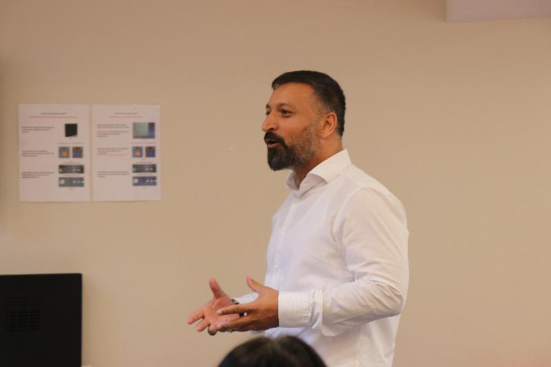 KOSGEB işbirliğinde girişimcilik eğitimlerinin 7.'si başladı 3