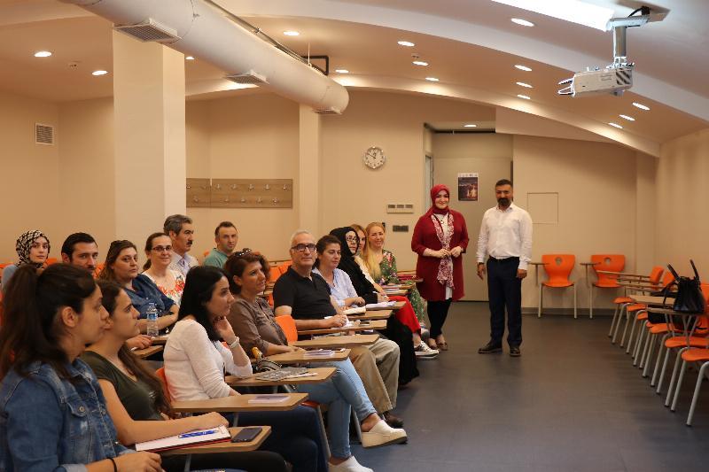 KOSGEB işbirliğinde girişimcilik eğitimlerinin 7.'si başladı