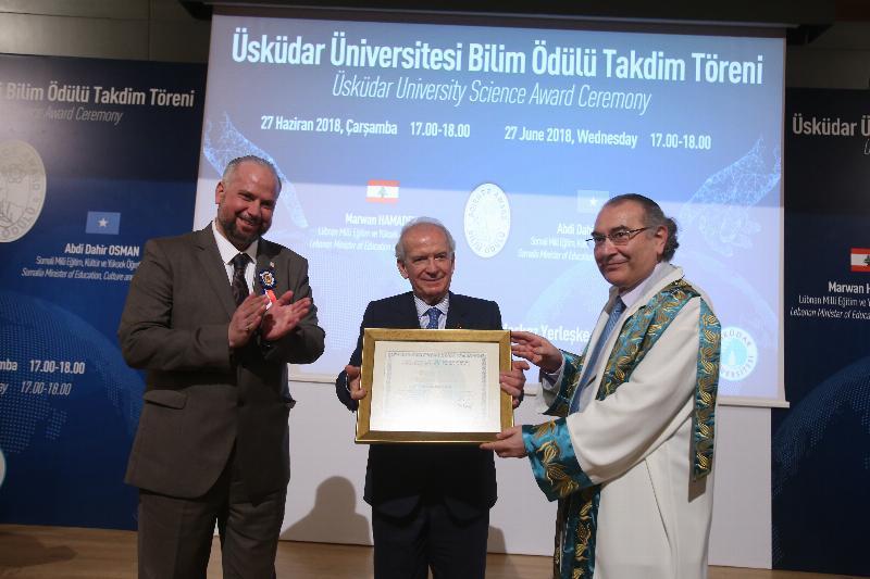 'Orta Doğu'da barış için Türk beyni gerekiyor' 5