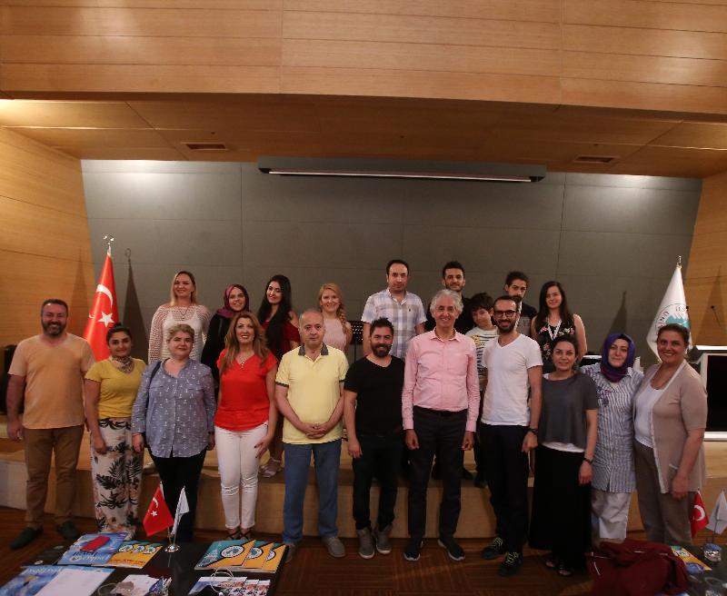 """Üsküdar Üniversitesinde """"Yaza Merhaba"""" konseri 4"""