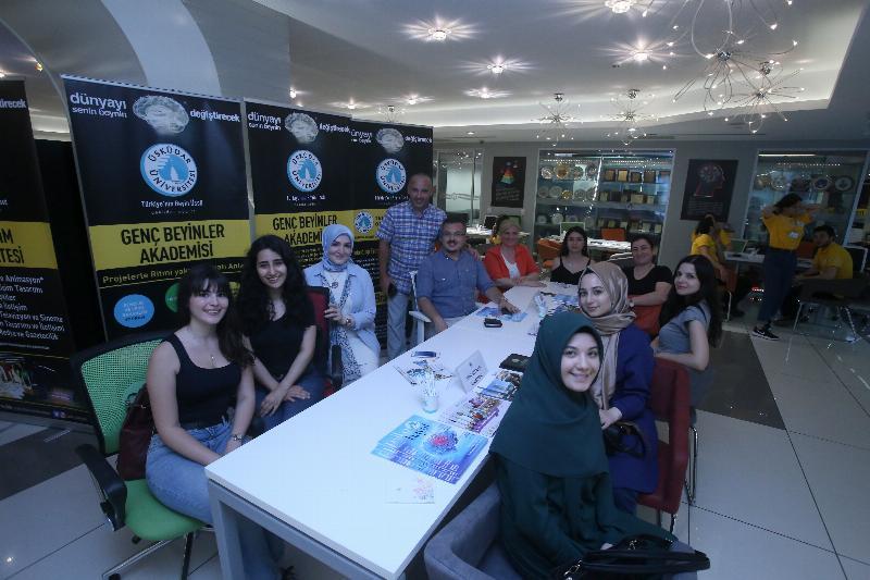 Gençlik ve Spor Bakanlığı genç beyinlerin 3 projesine destek veriyor 2