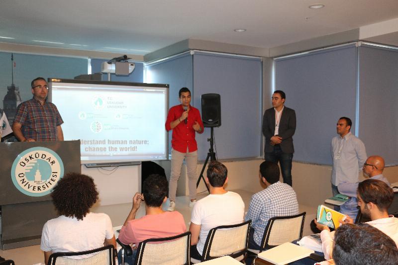 Uluslararası öğrencilerden Üsküdar Üniversitesine ziyaret 2