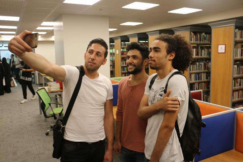 Uluslararası öğrencilerden Üsküdar Üniversitesine ziyaret 3